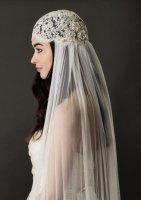 Wedding Skull Cap